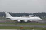 ATOMさんが、成田国際空港で撮影したウィルミントン・トラスト・カンパニー 747-4KZF/SCDの航空フォト(写真)