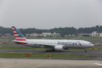 ATOMさんが、成田国際空港で撮影したアメリカン航空 777-223/ERの航空フォト(写真)