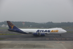 ATOMさんが、成田国際空港で撮影したアトラス航空 747-87UF/SCDの航空フォト(写真)