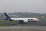 ATOMさんが、成田国際空港で撮影したフェデックス・エクスプレス 777-FS2の航空フォト(写真)