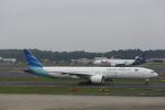 ATOMさんが、成田国際空港で撮影したガルーダ・インドネシア航空 777-3U3/ERの航空フォト(写真)