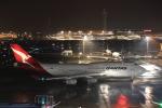 ATOMさんが、羽田空港で撮影したカンタス航空 747-438の航空フォト(写真)