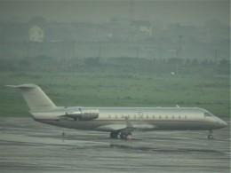 toyokoさんが、ノイバイ国際空港で撮影したビスタジェット CL-600-2B19 Challenger 850の航空フォト(飛行機 写真・画像)