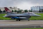 まさおみんさんが、横田基地で撮影したアメリカ空軍 F-16CJ Fighting Falconの航空フォト(写真)