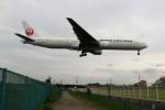 まっさんさんが、伊丹空港で撮影した日本航空 777-346の航空フォト(写真)