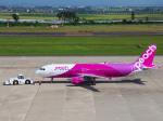 Mame @ TYOさんが、仙台空港で撮影したピーチ A320-214の航空フォト(写真)