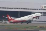 RYO13さんが、羽田空港で撮影した上海航空 A330-343Xの航空フォト(写真)