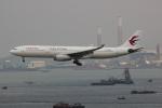 uhfxさんが、香港国際空港で撮影した中国東方航空 A330-343Xの航空フォト(飛行機 写真・画像)