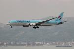 uhfxさんが、香港国際空港で撮影した大韓航空 787-9の航空フォト(飛行機 写真・画像)