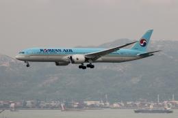 uhfxさんが、香港国際空港で撮影した大韓航空 787-9の航空フォト(写真)