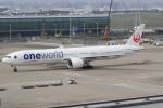 キイロイトリさんが、羽田空港で撮影した日本航空 777-346/ERの航空フォト(写真)