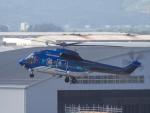 Mame @ TYOさんが、仙台空港で撮影した東北エアサービス AS332L1 Super Pumaの航空フォト(写真)