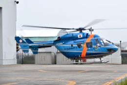 sawakazuさんが、仙台空港で撮影した和歌山県警察 BK117B-2の航空フォト(飛行機 写真・画像)