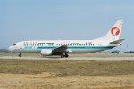 ゴンタさんが、北京首都国際空港で撮影した中国新華航空 737-46Qの航空フォト(飛行機 写真・画像)