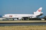 ゴンタさんが、名古屋空港で撮影した日本航空 DC-10-40Iの航空フォト(写真)