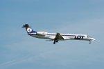 ゴンタさんが、フランクフルト国際空港で撮影したLOTポーランド航空 ERJ-145MPの航空フォト(写真)