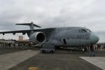 シュウさんが、横田基地で撮影した航空自衛隊 C-2の航空フォト(写真)