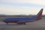 TAKA-Kさんが、マッカラン国際空港で撮影したサウスウェスト航空 737-7H4の航空フォト(写真)