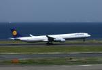 garrettさんが、羽田空港で撮影したルフトハンザドイツ航空 A340-642の航空フォト(写真)