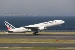 OS52さんが、羽田空港で撮影したエールフランス航空 777-228/ERの航空フォト(写真)