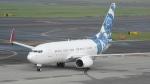 せせらぎさんが、中部国際空港で撮影したBBJ One 737-7CJ BBJの航空フォト(写真)