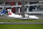 we love kixさんが、伊丹空港で撮影した日本エアコミューター ATR-42-600の航空フォト(写真)