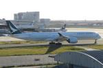SFJ_capさんが、関西国際空港で撮影したキャセイパシフィック航空 A350-1041の航空フォト(写真)