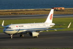 SFJ_capさんが、関西国際空港で撮影した中国国際航空 A320-232の航空フォト(写真)