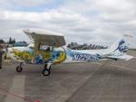 Mame @ TYOさんが、横田基地で撮影したヨコタ・アエロ・クラブ 172M Skyhawkの航空フォト(写真)