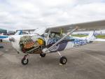 Mame @ TYOさんが、横田基地で撮影したヨコタ・アエロ・クラブ 172H Skyhawkの航空フォト(写真)