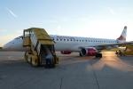 Y.Hさんが、グラーツ空港で撮影したオーストリア航空 ERJ-190-200 LR (ERJ-195LR)の航空フォト(写真)