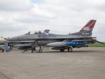 Mame @ TYOさんが、横田基地で撮影したアメリカ空軍 F-16CM-40-CF Fighting Falconの航空フォト(写真)