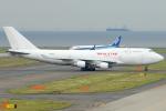 きんめいさんが、中部国際空港で撮影したカリッタ エア 747-4B5(BCF)の航空フォト(写真)