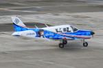 korosukeさんが、南紀白浜空港で撮影した日本法人所有 PA-28-140 Cherokeeの航空フォト(写真)
