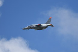 kumagorouさんが、嘉手納飛行場で撮影した航空自衛隊 T-4の航空フォト(写真)