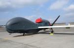 チャーリーマイクさんが、横田基地で撮影したアメリカ空軍 RQ-4B-40 Global Hawkの航空フォト(写真)