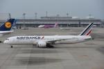 空が大好き!さんが、関西国際空港で撮影したエールフランス航空 787-9の航空フォト(写真)