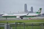 Izumixさんが、成田国際空港で撮影したエバー航空 A321-211の航空フォト(写真)