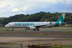 tsubameさんが、福岡空港で撮影したエアソウル A321-231の航空フォト(写真)
