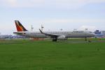 tsubameさんが、福岡空港で撮影したフィリピン航空 A321-231の航空フォト(写真)