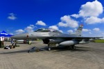 kamerajiijiさんが、横田基地で撮影したアメリカ空軍 F-16DM-40-CF Fighting Falconの航空フォト(写真)