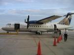 南国の防人さんが、サイパン国際空港で撮影したコンチネンタル・エキスプレス ATR-42-320の航空フォト(写真)