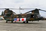 kamerajiijiさんが、横田基地で撮影した陸上自衛隊 CH-47Jの航空フォト(写真)