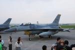 たろりんさんが、横田基地で撮影したアメリカ空軍 F-16CM-50-CF Fighting Falconの航空フォト(写真)