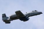 たろりんさんが、横田基地で撮影したアメリカ空軍 A-10C Thunderbolt IIの航空フォト(写真)