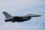 たろりんさんが、横田基地で撮影したアメリカ空軍 F-16CM-40-CF Fighting Falconの航空フォト(写真)