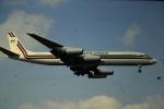 鯉ッチさんが、嘉手納飛行場で撮影したエメリー・ワールドワイド DC-8-62AFの航空フォト(写真)