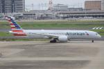 キイロイトリさんが、羽田空港で撮影したアメリカン航空 787-9の航空フォト(写真)