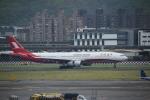 Kanatoさんが、台北松山空港で撮影した上海航空 A330-343Xの航空フォト(写真)