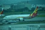 Kanatoさんが、台湾桃園国際空港で撮影した海南航空 737-86Nの航空フォト(写真)
